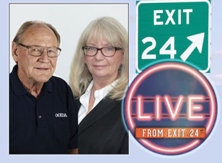 """""""Live From Exit 24"""" featuring Todd Spencer and Sandi Soendker"""