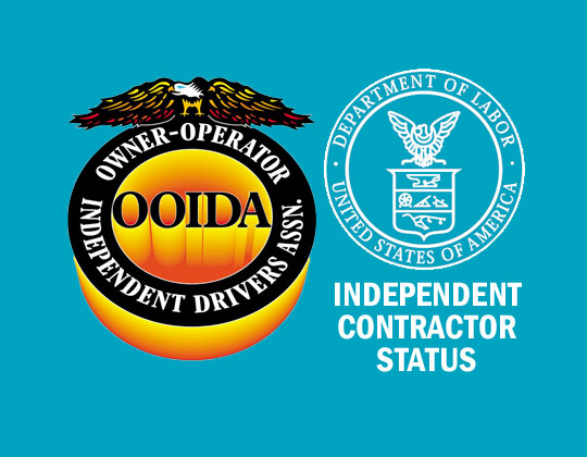 contractor OOIDA seeks more time to comment on Labor Department proposal
