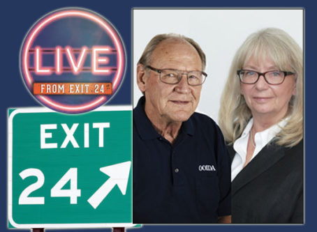 'Live From Exit 24' recounts early days of Land Line Magazine