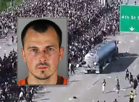 Bogdan Vechirko, trucker who drove into protesters on I-35W