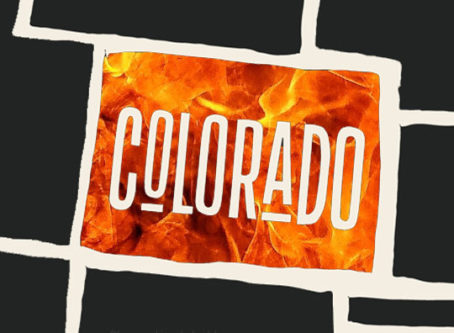 Two largest Colorado wildfires on record shutting down highways