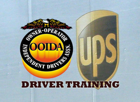 OOIDA pushes back against UPS driver training exemption request