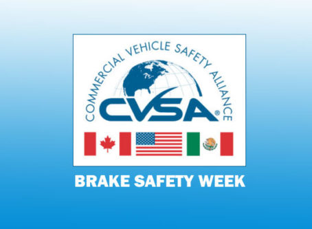 CVSA Brake Safety Week