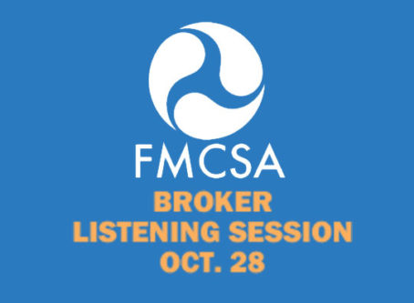 Broker listening session is tomorrow