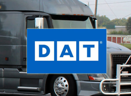 freight rates by DAT Solutions