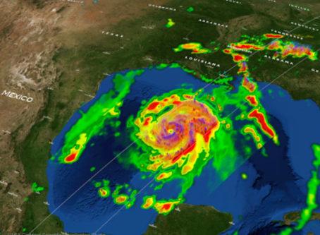 Hurricane Zeta - NASA Goddard Scientific Visualization Studio