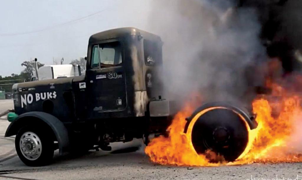 GBATS 2020 burnouts