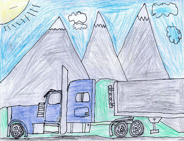 Trucking In America Poster Contest
