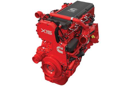 Cummins X-15 engine