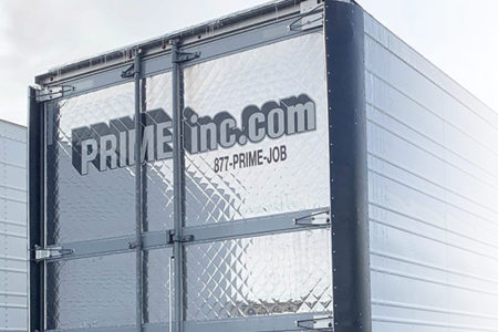 Prime Inc. trailer