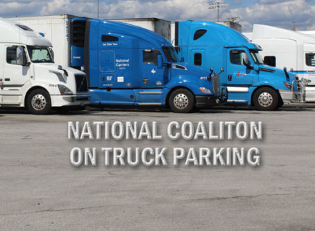 Truck parking meeting to reveal updated Jason's Law survey