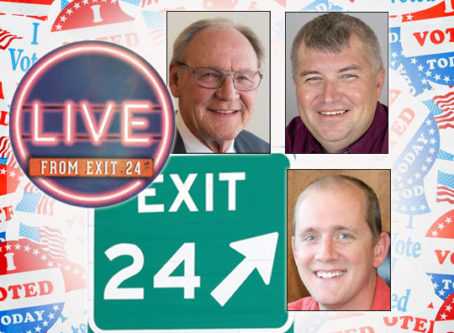 'Live From Exit 24' airs Wednesday, Nov. 18, 2020