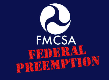 FMCSA determines that Washington's break rules are preempted