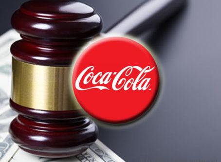 Coca-Cola escapes six-figure jury award increase in crash case