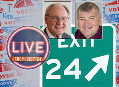 'Live From Exit 24' recap: Breaking up congressional gridlock