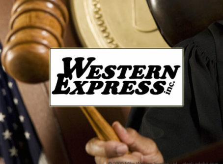 Western Express wage lawsuit settlement denied second time