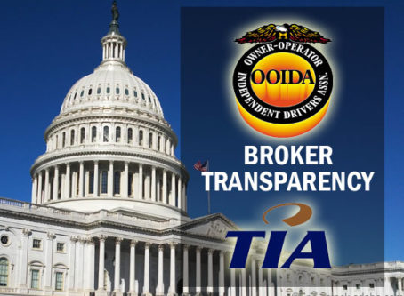 FMCSA requests more comments on TIA's broker transparency petition