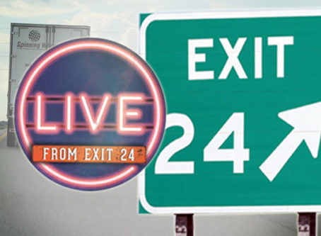 'Live From Exit 24' airs every other Wednesday