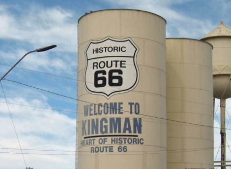 OOIDA's tour trailer visits Kingman, Ariz.