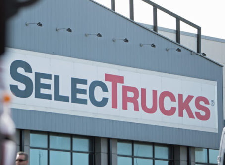 SelecTrucks sees rising demand for used highway tractors
