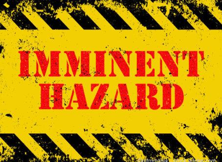 Imminent Hazard graphic