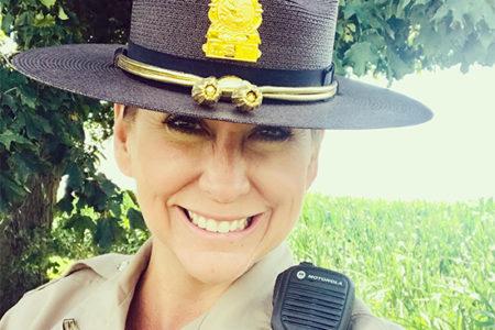 Trooper Tracy Lillard