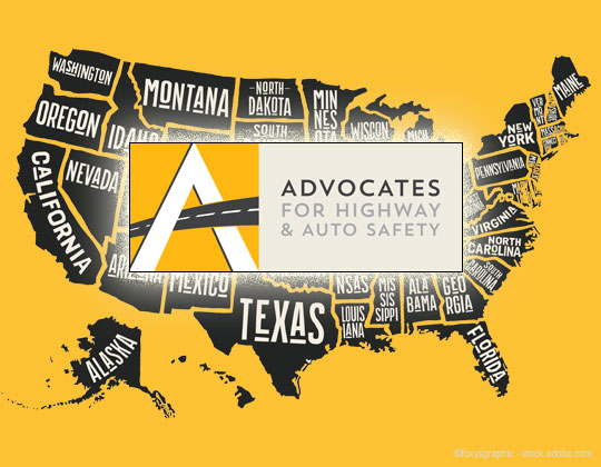 Advocates for Highway and Auto Safety road safety laws