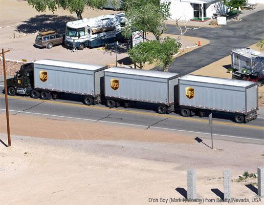 Truck size and weight topic of North Dakota hearings longer, heavier trucks