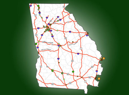 Georgia Freight and Logistics report addresses trucking issues