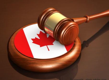 Canada court case assessing damages