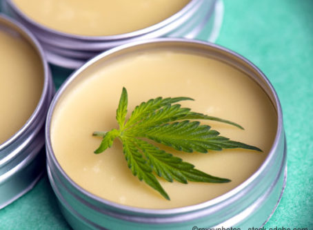 Hemp is used to create CBD products