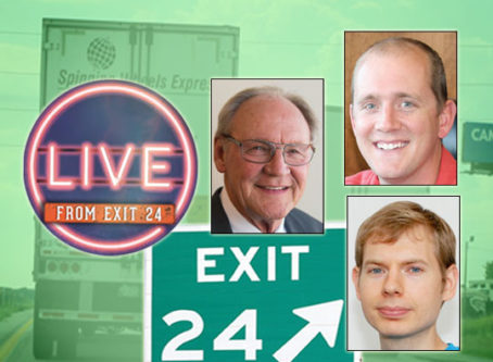 'Live from Exit 24' to feature OOIDA's Todd Spencer