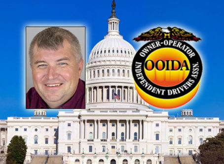 OOIDA's Lewie Pugh to testify