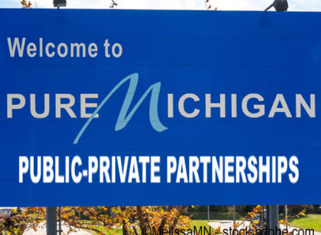 Public-private partnerships authorized in Michigan