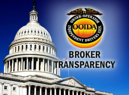 OOIDA: Brokers' transparency regulation claims are 'misleading and insulting'