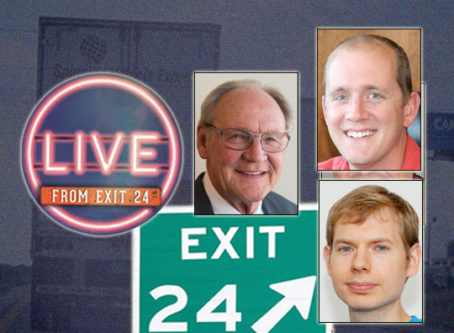 'Live From Exit 24'