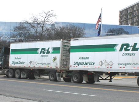 longer, heavier truck trains create problems