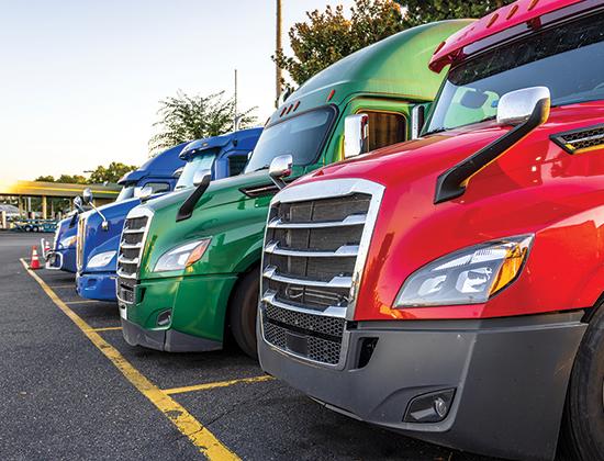 Jason's Law Truck Parking Survey