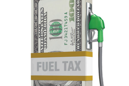 fuel tax rate
