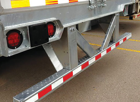 rear impact guards