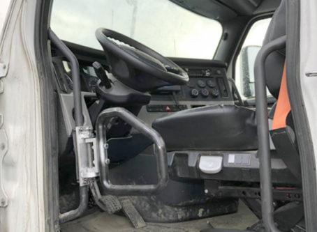 truck handle