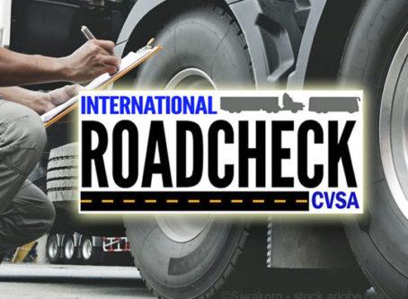 International Roadcheck, CVSA