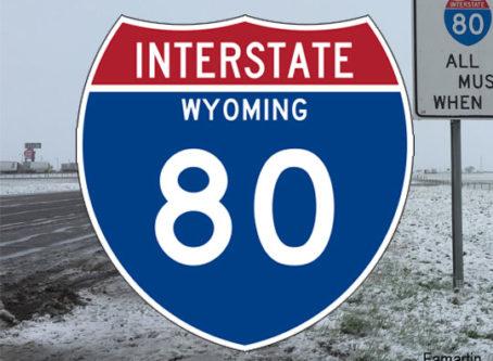 Interstate 80 tolls pursued in Wyoming