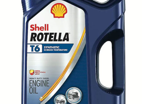 Shell Rotella aims for net-zero emissions by 2050