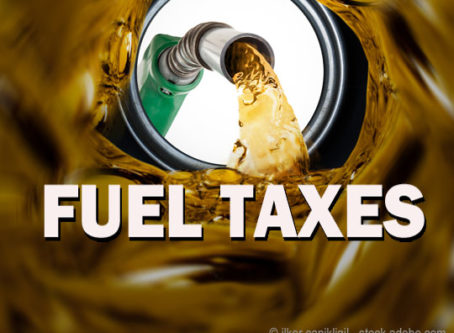 Fuel tax rate changes pursued in 12 states