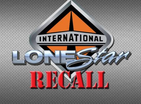 Navistar recalls LoneStar trucks
