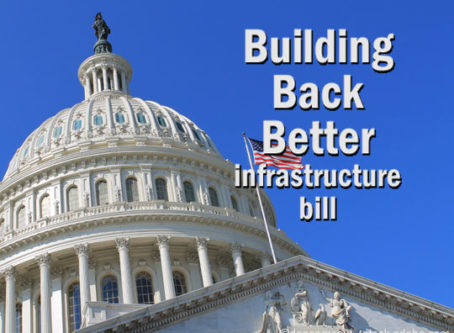Infrastructure bill talk highlights Senate committee hearing