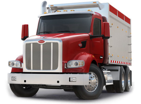 The new Model 567 from Peterbilt