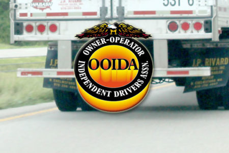 OOIDA supports rear guard minor change