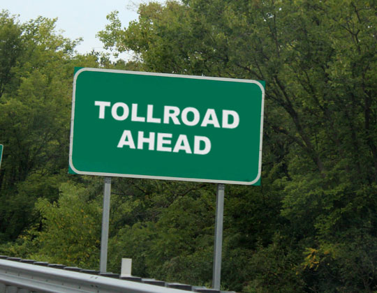 tolls Lawmakers in seven states push toll changes